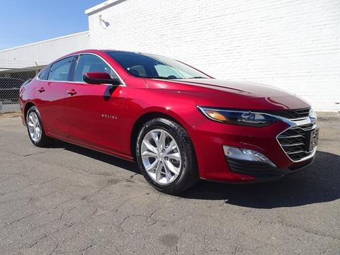 2019 Chevrolet Malibu for sale in Madison, NC