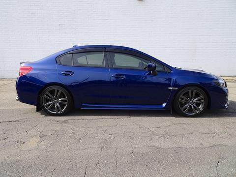 2017 Subaru WRX for sale in Madison, NC
