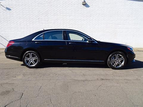 2016 Mercedes-Benz S-Class for sale in Madison, NC