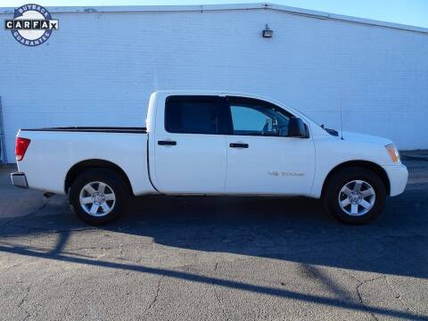 2009 Nissan Titan for sale in Madison, NC