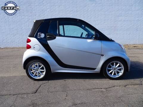 2015 Smart fortwo electric drive for sale in Madison, NC