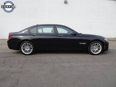 2015 BMW 7 Series 750Li xDrive for sale at Smart Chevrolet in Madison NC