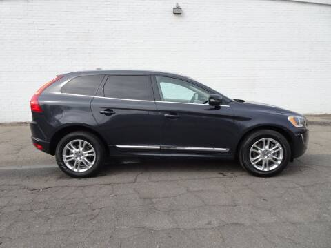 2015 Volvo XC60 T5 Drive-E Premier for sale at Smart Chevrolet in Madison NC