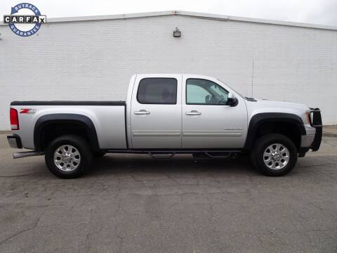 2012 GMC Sierra 2500HD for sale at Smart Chevrolet in Madison NC