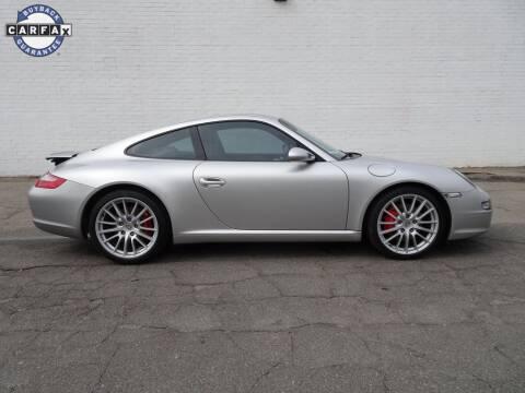 2006 Porsche 911 Carrera S for sale at Smart Chevrolet in Madison NC