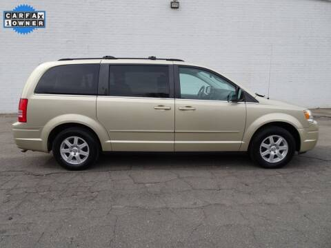 2010 Chrysler Town and Country LX for sale at Smart Chevrolet in Madison NC