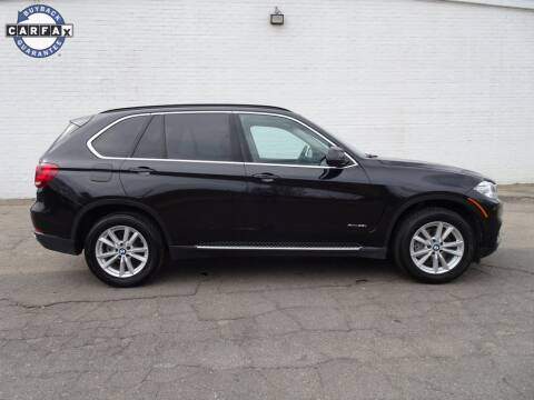 2014 BMW X5 xDrive35i for sale at Smart Chevrolet in Madison NC