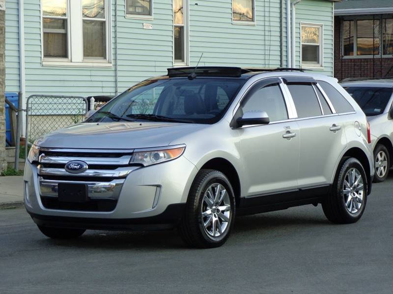 Ford Edge For Sale At Broadway Auto Sales In Somerville Ma