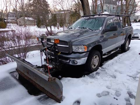 2003 Dodge Ram Pickup 2500 for sale in Somerville, MA