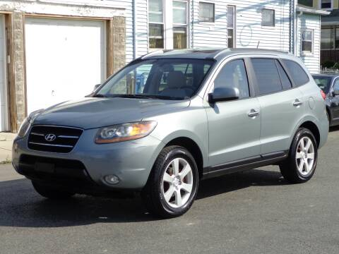 2008 Hyundai Santa Fe for sale at Broadway Auto Sales in Somerville MA