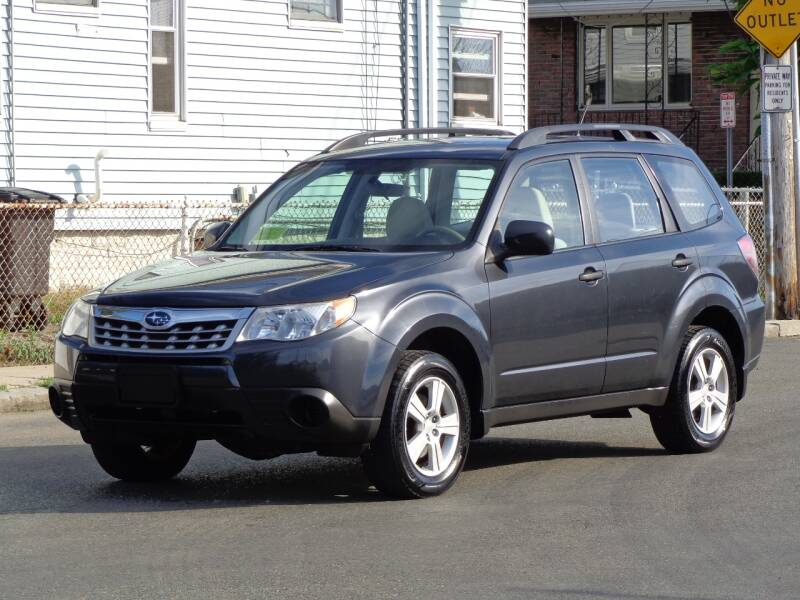 2011 Subaru Forester for sale at Broadway Auto Sales in Somerville MA