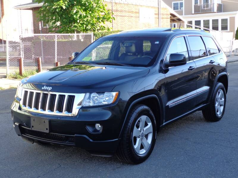 2012 Jeep Grand Cherokee for sale at Broadway Auto Sales in Somerville MA