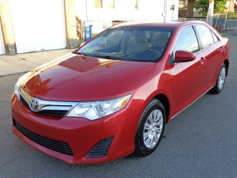 2013 Toyota Camry for sale at Broadway Auto Sales in Somerville MA