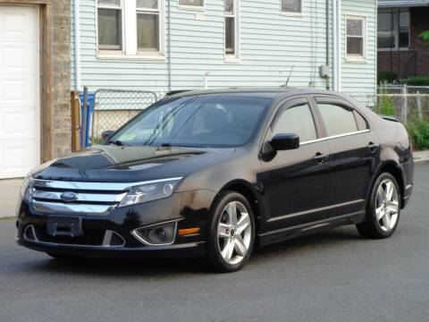 2010 Ford Fusion for sale at Broadway Auto Sales in Somerville MA