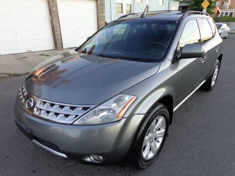 2006 Nissan Murano for sale at Broadway Auto Sales in Somerville MA
