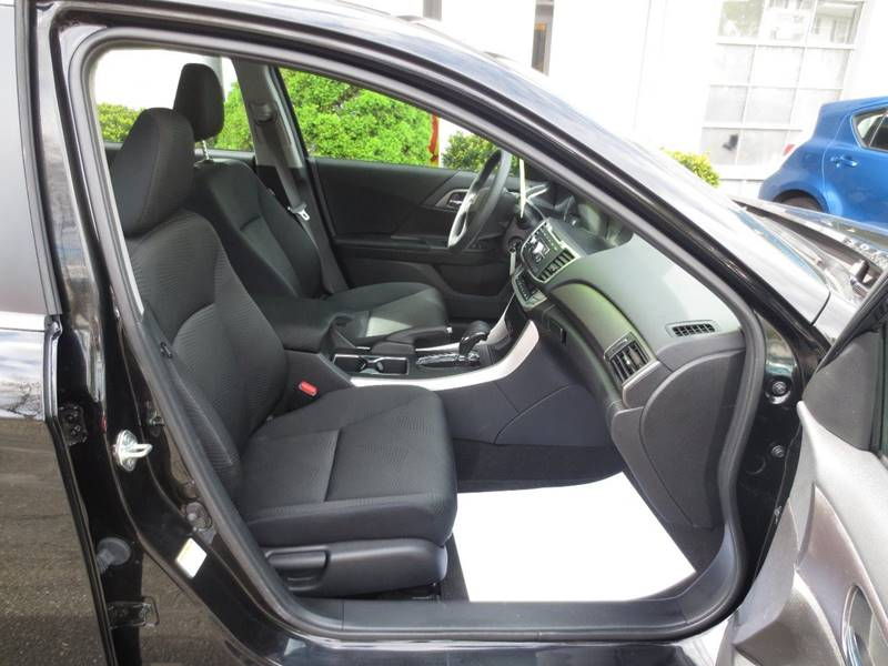 2014 Honda Accord LX 4dr Sedan CVT - Easthampton MA