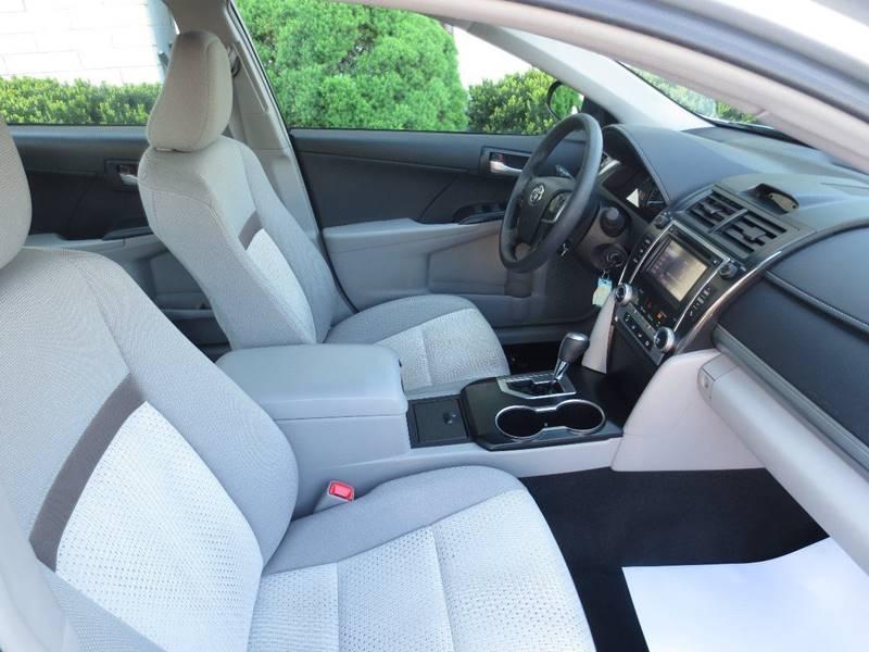2014 Toyota Camry LE 4dr Sedan - Easthampton MA