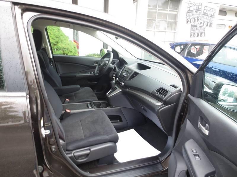2014 Honda CR-V AWD LX 4dr SUV - Easthampton MA