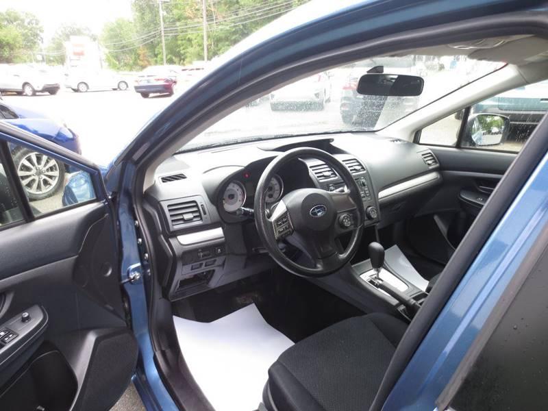 2014 Subaru Impreza AWD 2.0i 4dr Wagon CVT - Easthampton MA
