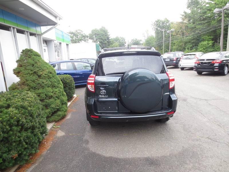 2011 Toyota RAV4 4x4 Limited 4dr SUV - Easthampton MA
