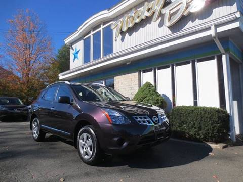 2015 Nissan Rogue Select for sale in Easthampton, MA