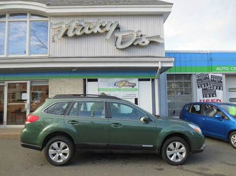 2012 Subaru Outback for sale at Nicky D's in Easthampton MA