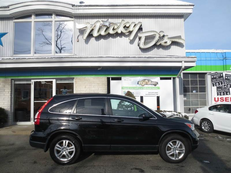 2010 Honda CR-V for sale at Nicky D's in Easthampton MA