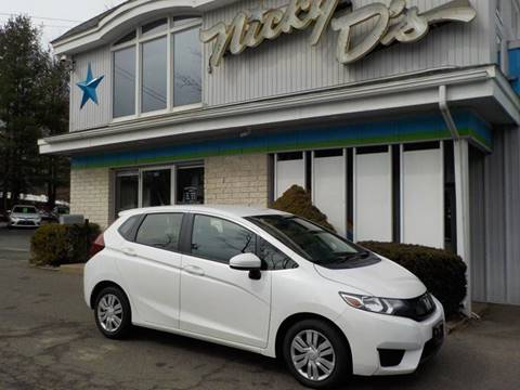 2017 Honda Fit for sale in Easthampton, MA