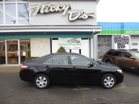 2007 Toyota Camry for sale at Nicky D's in Easthampton MA
