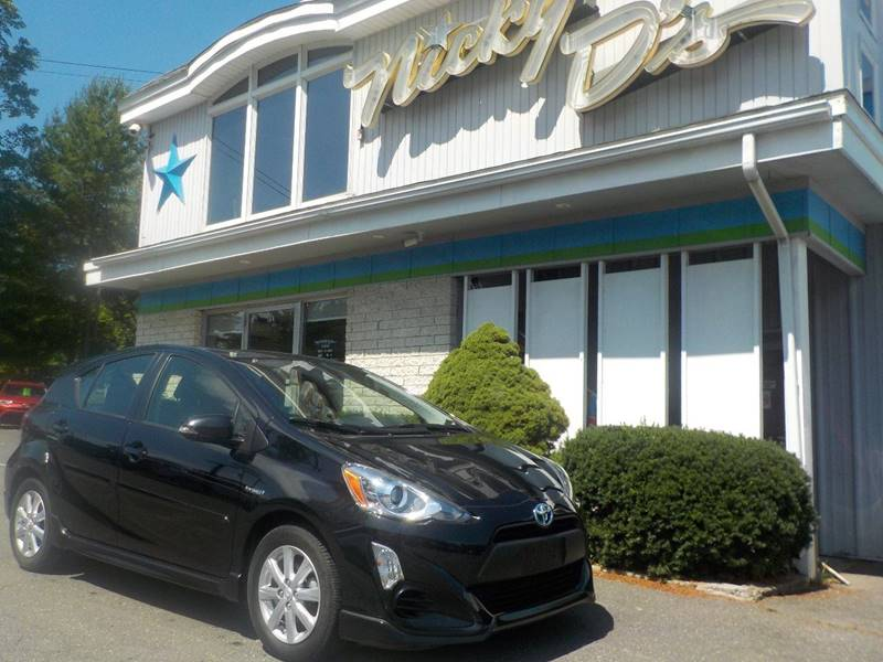 2017 Toyota Prius C Two 4dr Hatchback In Easthampton Ma Nicky D S