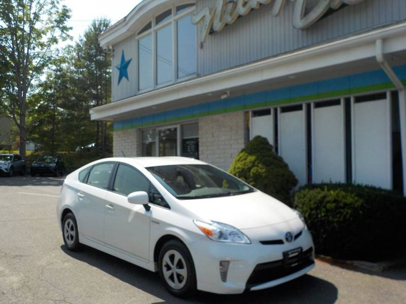 2013 Toyota Prius Four 4dr Hatchback In Easthampton MA