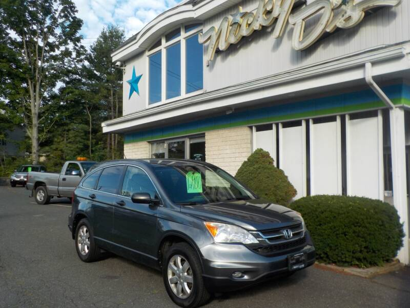 2011 Honda CR-V for sale at Nicky D's in Easthampton MA