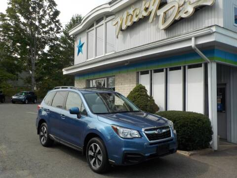 2017 Subaru Forester for sale at Nicky D's in Easthampton MA