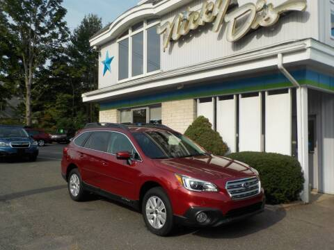 2017 Subaru Outback for sale at Nicky D's in Easthampton MA