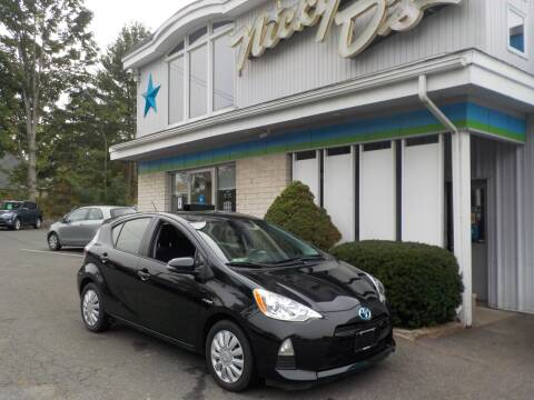 2012 Toyota Prius c for sale at Nicky D's in Easthampton MA