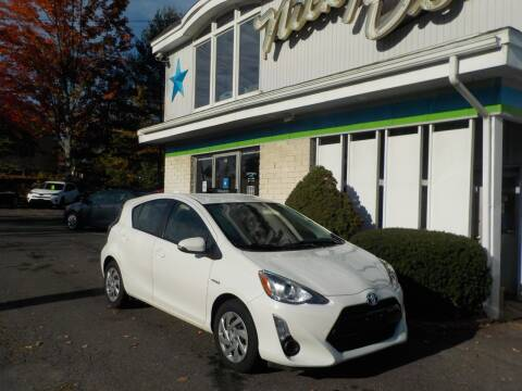 2015 Toyota Prius c for sale at Nicky D's in Easthampton MA