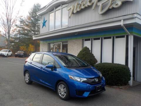 2017 Honda Fit for sale at Nicky D's in Easthampton MA