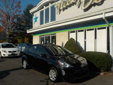 2017 Toyota Prius c for sale at Nicky D's in Easthampton MA