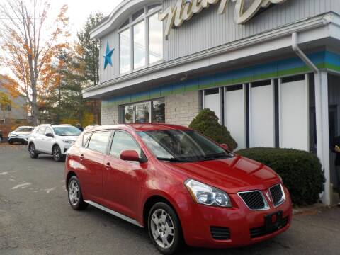 2009 Pontiac Vibe for sale at Nicky D's in Easthampton MA