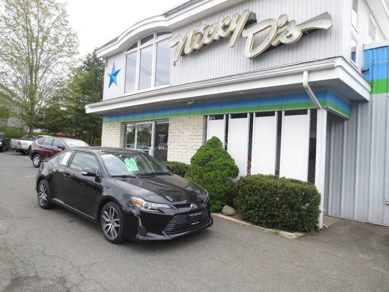 2014 Scion tC 2dr Coupe 6A - Easthampton MA