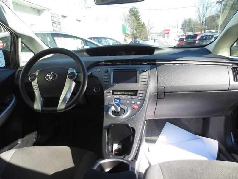 2013 Toyota Prius Three 4dr Hatchback - Easthampton MA
