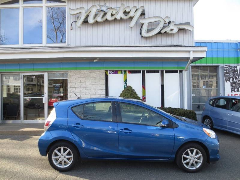 2014 Toyota Prius c One 4dr Hatchback - Easthampton MA