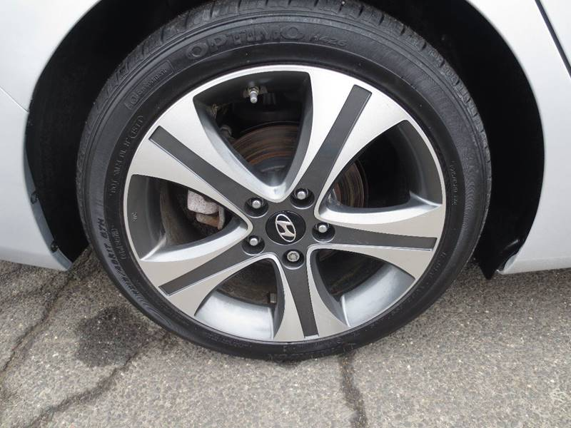 2015 Hyundai Elantra Sport 4dr Sedan - Easthampton MA