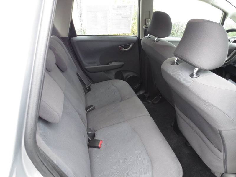2013 Honda Fit 4dr Hatchback 5A - Easthampton MA