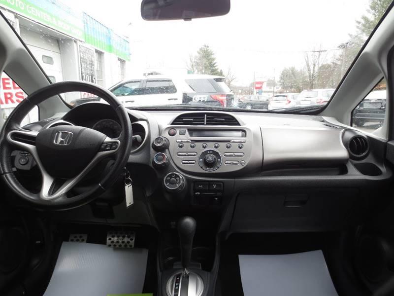 2010 Honda Fit Sport 4dr Hatchback 5A - Easthampton MA
