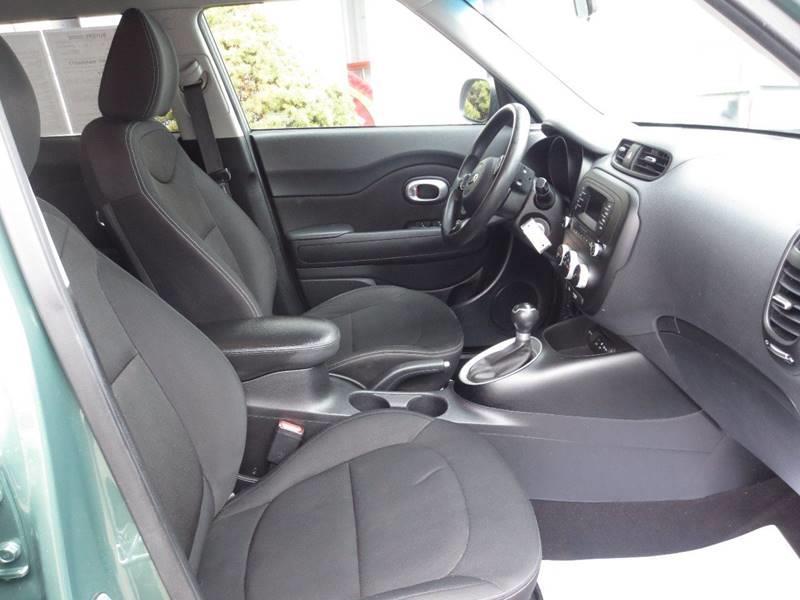 2014 Kia Soul 4dr Wagon 6A - Easthampton MA