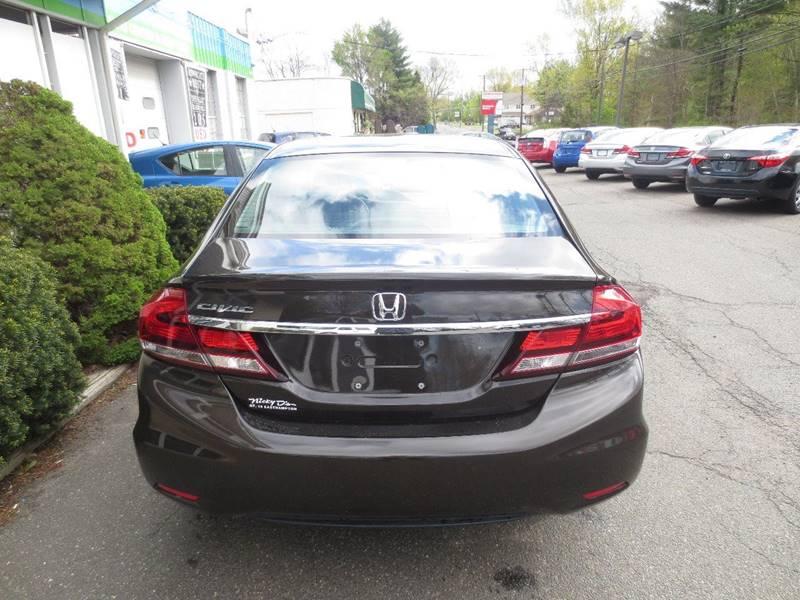 2014 Honda Civic LX 4dr Sedan CVT - Easthampton MA