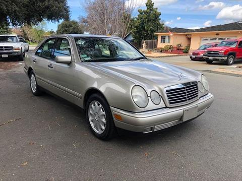 1998 Mercedes-Benz E-Class for sale in Fremont, CA