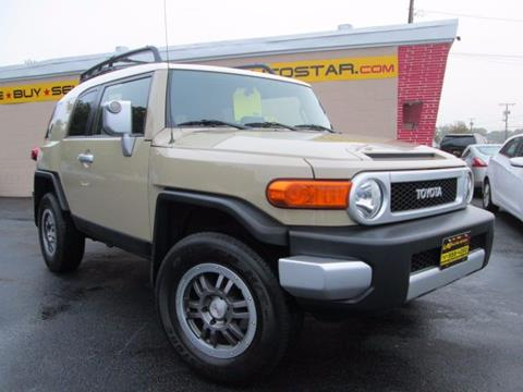 2014 Toyota FJ Cruiser for sale in Virginia Beach, VA
