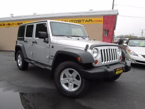2011 Jeep Wrangler Unlimited for sale in Virginia Beach, VA